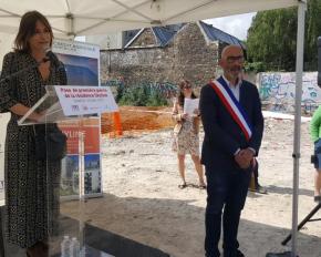 Béatrice Roulandes, Directrice générale d'Expansiel
