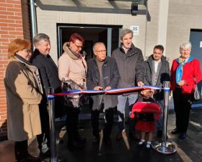 Inauguration de la résidence Simone Veil à Nogent-sur-Marne