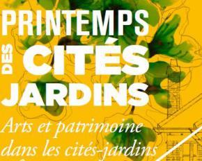 8ème édition des Printemps des cités jardins