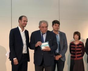 Le groupe Valophis lauréat du trophée mobilité