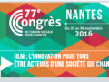Au congrès HLM 2016, le groupe Valophis est intervenu au Pavillon de l'innovation